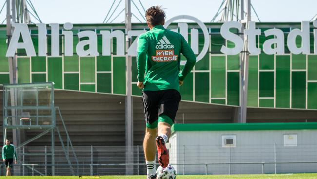 Allianz Stadion Schwab Rapid
