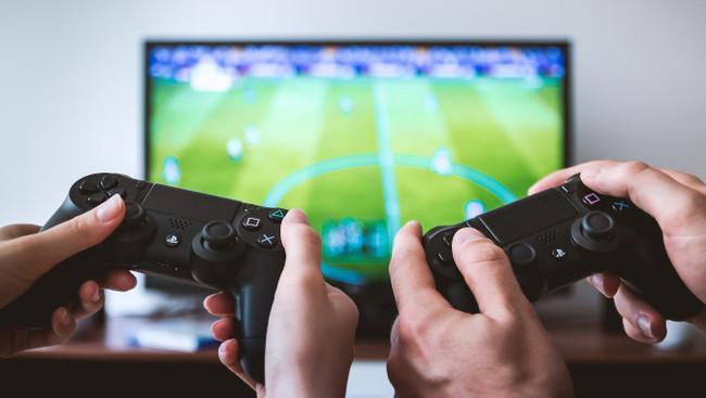 E-Sport Gaming Zocken FIFA