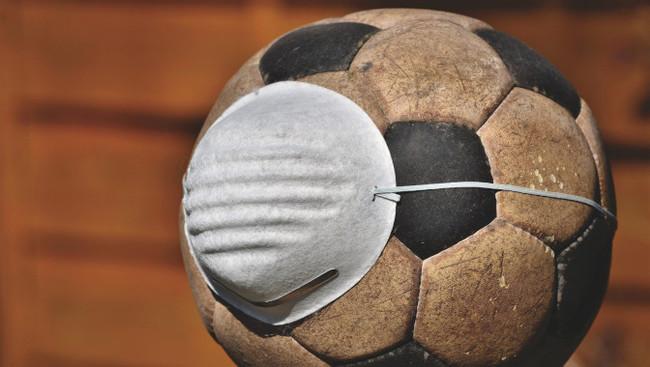 Corona Fußball