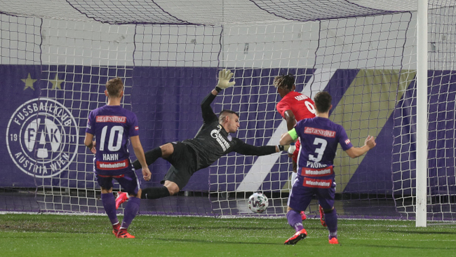 Kos Tor Young Violets Liefering