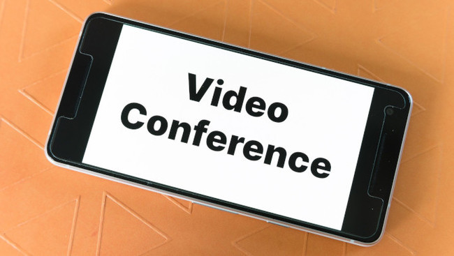 Video Konferenz Online Meeting