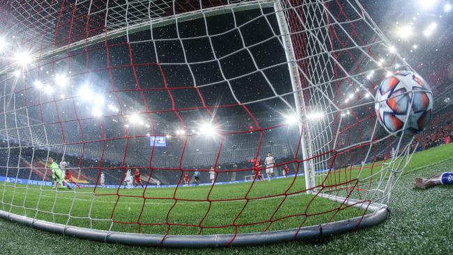 Tor Champions League Salzburg Bayern