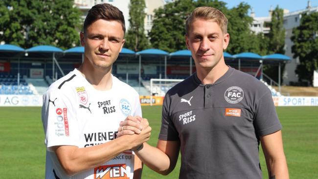 FAC-Transfer Martin Rasner