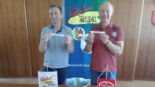 Villacher Bier KFV-Cup Klaus Mitterdorfer