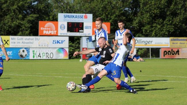 SG Waidhofen gegen Haag