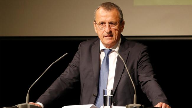 Präsident Götschhofer