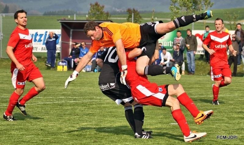 Diersbach feiert klaren 4:0 Sieg