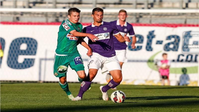 Ex-Austria-Kicker verstärkt Simmering