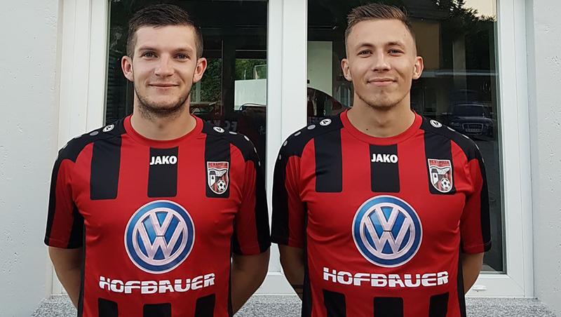 Slowakisches Sturm-Duo für den FC Kapelln!