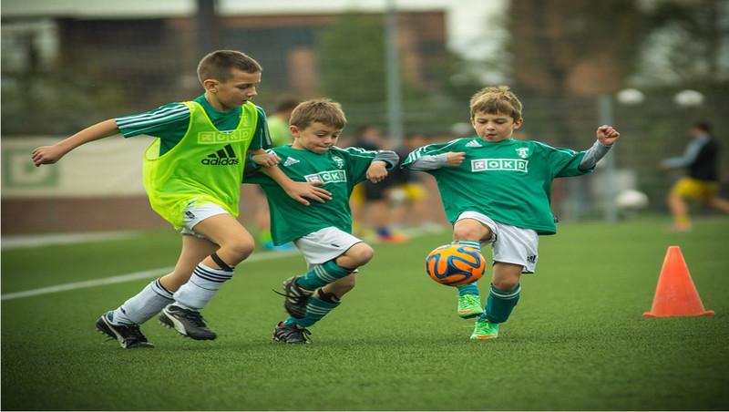 Fußball-Ostercamp startet in Mautern
