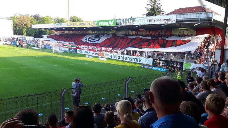 Vorwärts testet zwei Regionalliga-Kicker