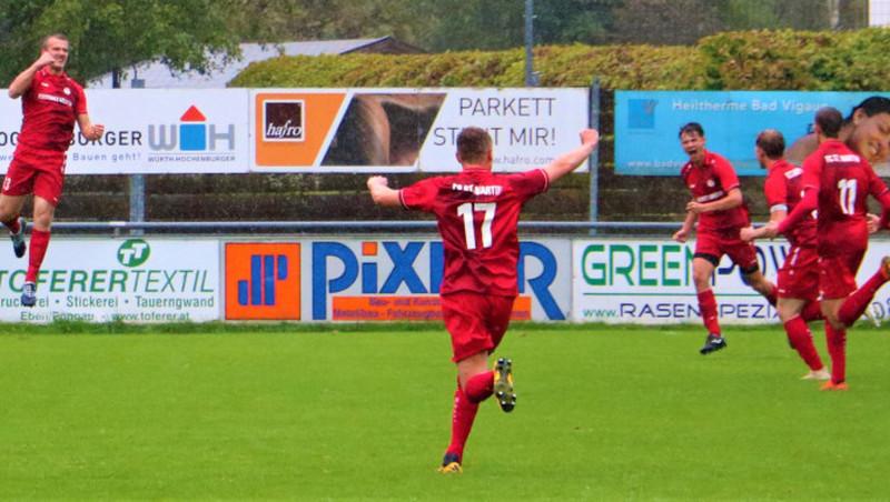 Furioser FC St. Martin/T. gewinnt Derby
