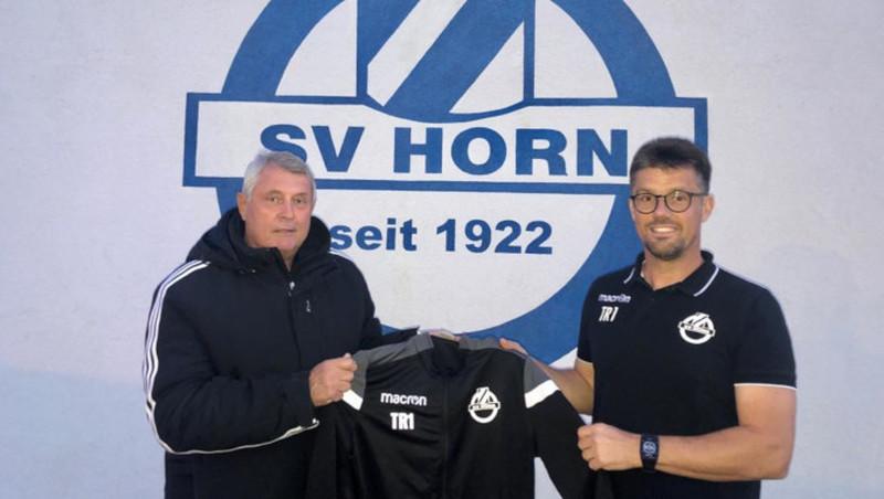Neuer Chefcoach für Horns Damen