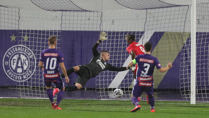 Austria Wien holt Landesliga-Kicker