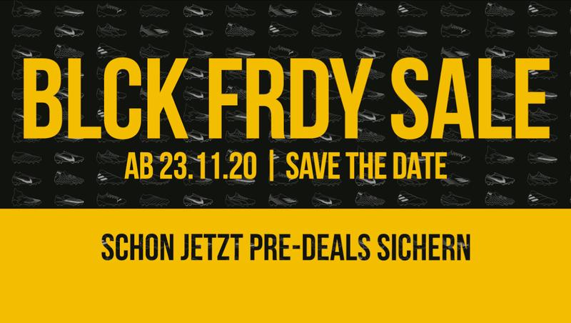 Black Friday Pre-Deals bei 11teamsports