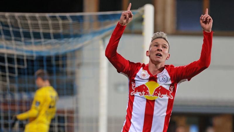 Liefering-Talent wechselt in die Bundesliga