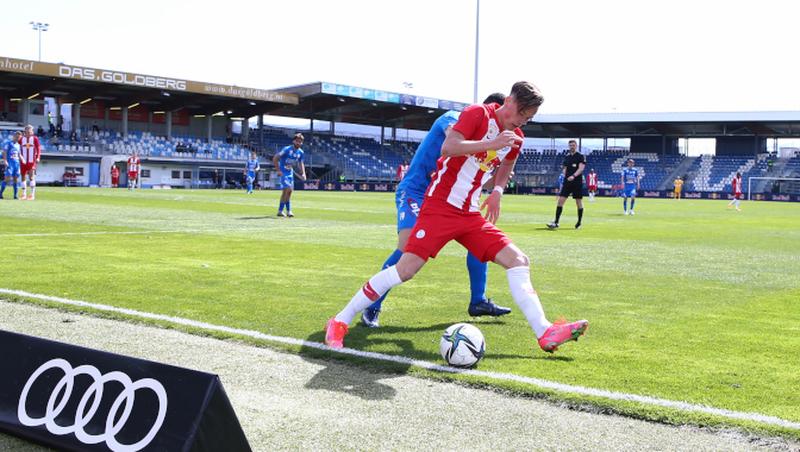 2. Liga: GAK furios gegen Amstetten