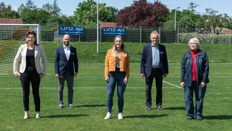 BW Linz startet im Frauenfußball durch