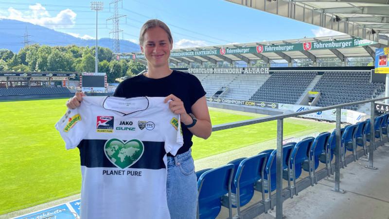 Altach/Vorderland verstärkt sich mit Teamspielerin